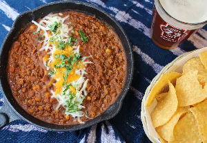Chili con Carne (Beef) - Cup
