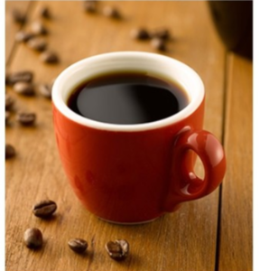 Hot Iced Black Coffee