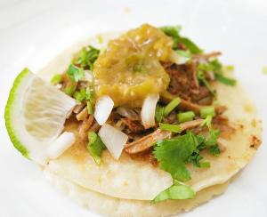 Soft Tacos (Corn Tortillas)